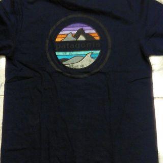 patagonia - patagonia パタゴニア 長袖ロングT シャツ 商品番号PR02 ネイビー