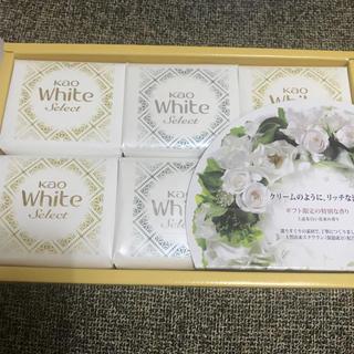 花王 - 【花王】ホワイトセレクト 石鹸