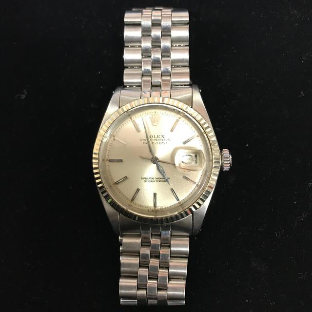 カルティエ 時計 メンズ ダイバー | ROLEX - ロレックス   デイトジャスト  1601 腕時計 メンズの通販 by dekkun's shop