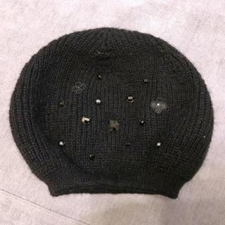 アンテプリマ(ANTEPRIMA)のアンテプリマ  ベレー帽 ハット(ハンチング/ベレー帽)