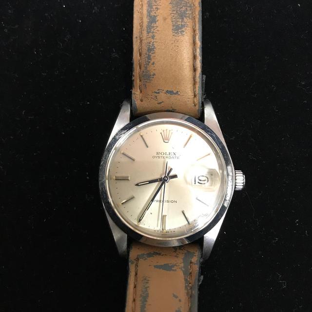 カルティエ 時計 カリブル ダイバー 、 ROLEX - ロレックス  オイスター デイト 6694 腕時計 メンズの通販 by dekkun's shop