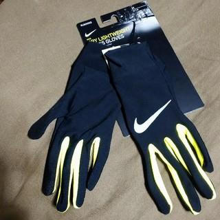 ナイキ(NIKE)の新品☆NIKEメンズ手袋(M)(手袋)