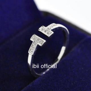 ティファニー(Tiffany & Co.)の大人気❤️ティファニー好き✨T字ワイヤー✨リング✨ゴールド(リング(指輪))