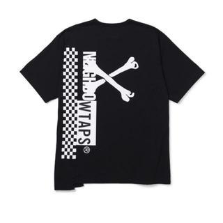 ダブルタップス(W)taps)の黒 L RIPPER SS / TEE. WTAPS×NEIGHBORHOOD(Tシャツ/カットソー(半袖/袖なし))