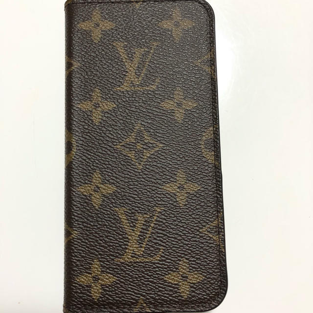LOUIS VUITTON - LOUIS VUITTON iPhoneXカバー ルイヴィトンの通販