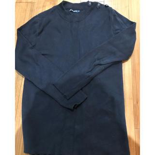 プチバトー(PETIT BATEAU)の新品同様 プチバトー カットソー メンズ(Tシャツ/カットソー(七分/長袖))