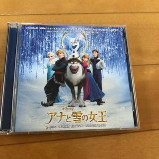 アナトユキノジョオウ(アナと雪の女王)のアナと雪の女王 オリジナル サウンドトラック デラックス エディション(キッズ/ファミリー)