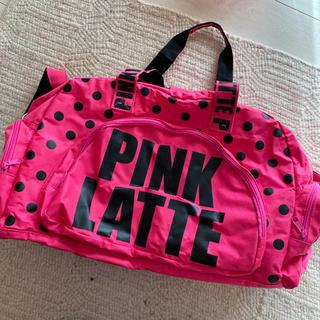 ピンクラテ(PINK-latte)のPINK LATTE ボストンバッグ(ボストンバッグ)