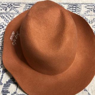 ロデオクラウンズ(RODEO CROWNS)の未使用 ロデオクラウンズ 帽子 ハット 値引き済(ハット)