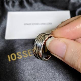 IOSSELLIANI - イオッセリアーニ iosselliani  リング 指輪 アッシュペーフランス