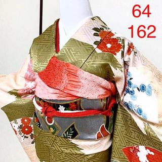 《金彩•京繍》高級感溢れるお嬢様のお振袖セット(振袖)