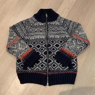 プチバトー(PETIT BATEAU)のプ美品プチバトー好きの方、フランス人気子供服ブランドOkäidi3歳98cm(ジャケット/上着)