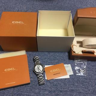 エベル(EBEL)のエベル クロノグラフ機械式腕時計 ディスカバリー(腕時計(アナログ))