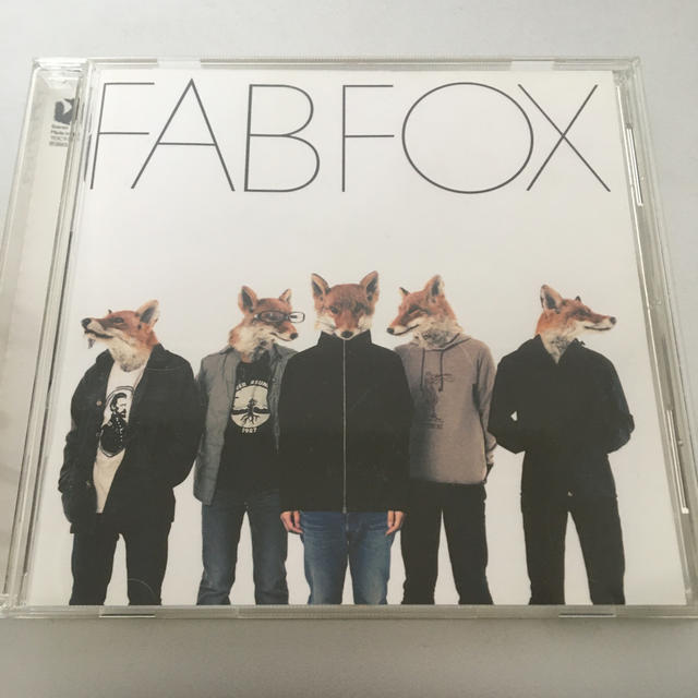フジファブリック FABFOX エンタメ/ホビーのCD(ポップス/ロック(邦楽))の商品写真