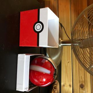 ポケモン(ポケモン)のモンスターボール モバイルバッテリー(バッテリー/充電器)