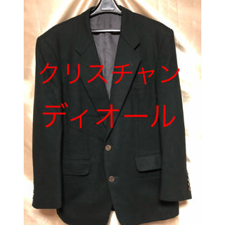 クリスチャンディオール(Christian Dior)のクリスチャンディオール テーラードジャケット メンズ(テーラードジャケット)