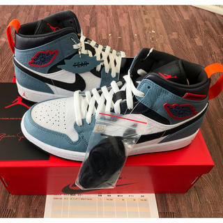 ナイキ(NIKE)の新品 27.5cm nike air jordan mid facetasm (スニーカー)