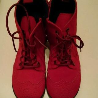 ファミリア(familiar)のfamiliarブーツ(ブーツ)