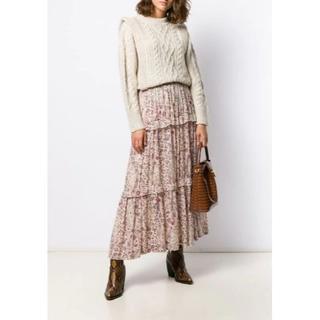 イザベルマラン(Isabel Marant)の未使用 ISABEL MARANT ETOILE  スカート イザベルマラン(ロングスカート)