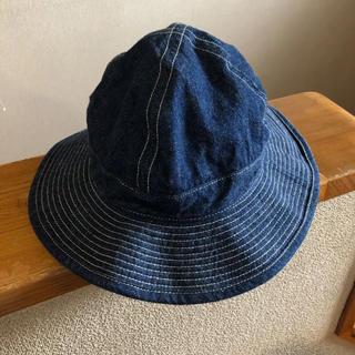エンジニアードガーメンツ(Engineered Garments)のorslow オアスロウ US NAVY HAT ミリタリーハット 0(ハット)
