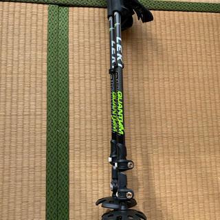 レキ(LEKI)のLEKI QUANTUM   95〜130センチ(登山用品)