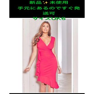 リプシー(Lipsy)の新品♡ リプシー♡sistagram♡ドレス(ミディアムドレス)