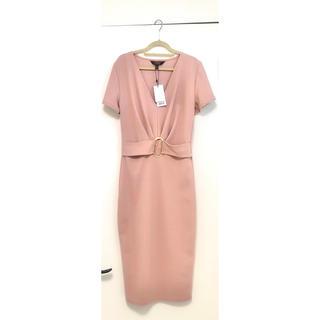 リプシー(Lipsy)の新品タグ付き Lipsyドレス・ワンピース(ミディアムドレス)
