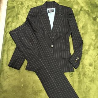 ドルチェアンドガッバーナ(DOLCE&GABBANA)のジョン様専用★パンツスーツ(スーツ)