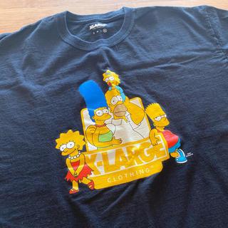 エクストララージ(XLARGE)のXLARGE シンプソンズ Tシャツ XL(Tシャツ(半袖/袖なし))