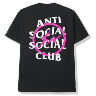 アンチ(ANTI)のFragment x Assc Pink Bolt Tee(Tシャツ/カットソー(半袖/袖なし))