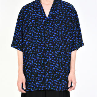 ラッドミュージシャン(LAD MUSICIAN)のLAD MUSICIAN 19ss hazed flower shirts(シャツ)