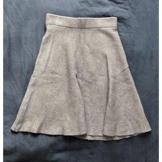 フリーズマート(FREE'S MART)のFree's Mart ニットスカート(ひざ丈スカート)