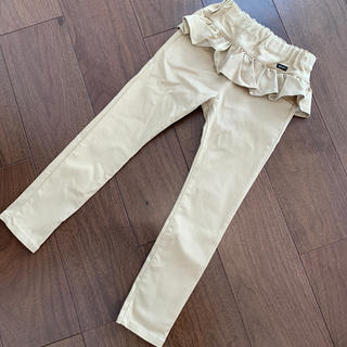 Seraph - セラフ SERAPH  120  女の子 パンツ ズボン ベージュ
