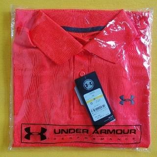 アンダーアーマー(UNDER ARMOUR)のUNDER ARMOUR アンダーアーマー 半袖ポロ Mサイズ、ゴルフ/抗菌防臭(ポロシャツ)