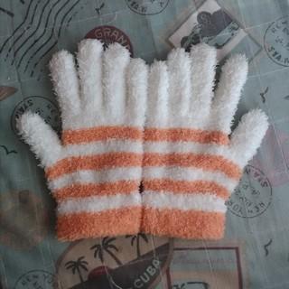 シマムラ(しまむら)のニット  ボーダー   手袋  (手袋)