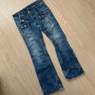 ヒステリックグラマー(HYSTERIC GLAMOUR)のジーンズ 1(デニム/ジーンズ)