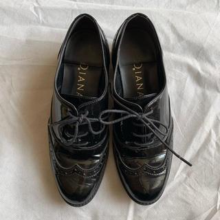 ダイアナ(DIANA)のダイアナ オックスフォード ZARA オペラシューズ ローファー S 21.5(ローファー/革靴)