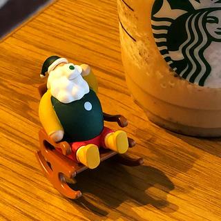スターバックスコーヒー(Starbucks Coffee)のコーヒーサンタ スターバックス (ノベルティグッズ)