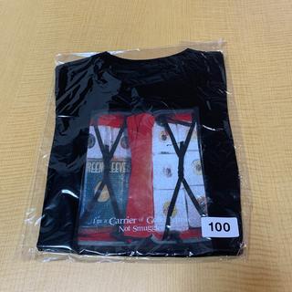 アイリーライフ(IRIE LIFE)の◆新品未使用◆irie life子供用Tシャツ 100サイズ 3枚セット②(Tシャツ/カットソー)