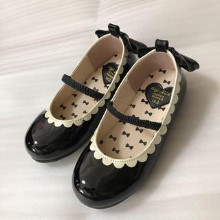 エニィファム(anyFAM)のエニィファム フォーマル靴 パンプス 入学式 卒園式 18センチ(フォーマルシューズ)