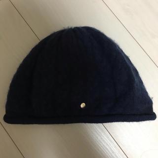 フルラ(Furla)のフルラ ニット帽 カシミヤ(ニット帽/ビーニー)