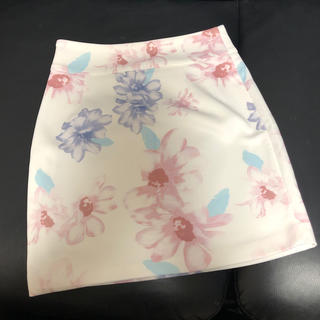 LIP SERVICE - リップサービス  スカート  花柄