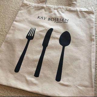 カイボイスン(Kay Bojesen)のKAY BOJESEN ノベルティー トートバック(トートバッグ)