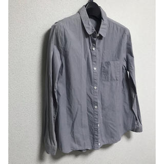 レプシィムローリーズファーム(LEPSIM LOWRYS FARM)のレプシィム  グレーシャツ(シャツ/ブラウス(長袖/七分))