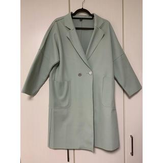 ロング  チェスター コート ジャケット 大きいサイズ(ロングコート)