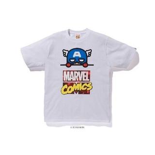 NEW MARVEL Captain America Youth Sizes XS-S-M 4//5-6//7-8 Long Sleeve Shirt