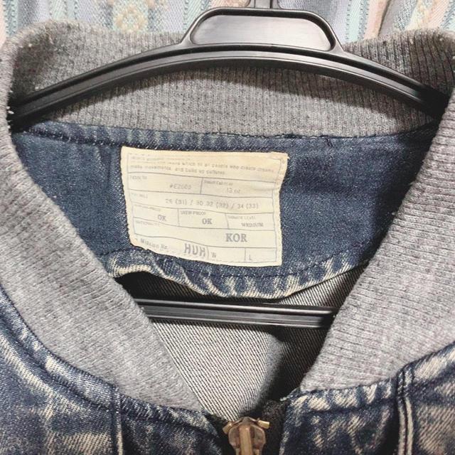 Santa Monica(サンタモニカ)のデニムブルゾン レディースのジャケット/アウター(ブルゾン)の商品写真