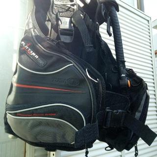 ツサ(TUSA)のダイビング機材/BCジャケット(マリン/スイミング)