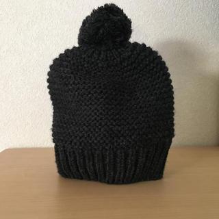 ギャップ(GAP)の新品 GAP ニット帽 ポンポン (ニット帽/ビーニー)