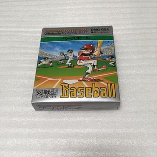 ゲームボーイ(ゲームボーイ)の任天堂 ベースボール ゲームボーイ GB(家庭用ゲームソフト)